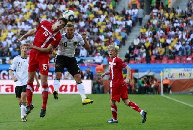 WM 2010 - Deutschland - Serbien