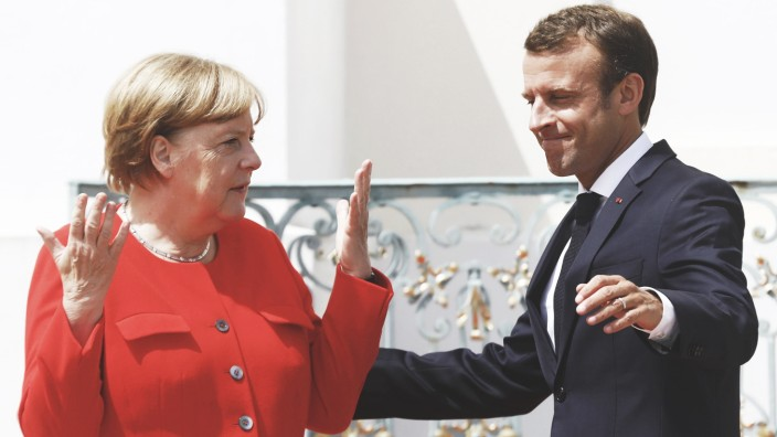 ***BESTPIX*** France And Germany Hold Government Consultations