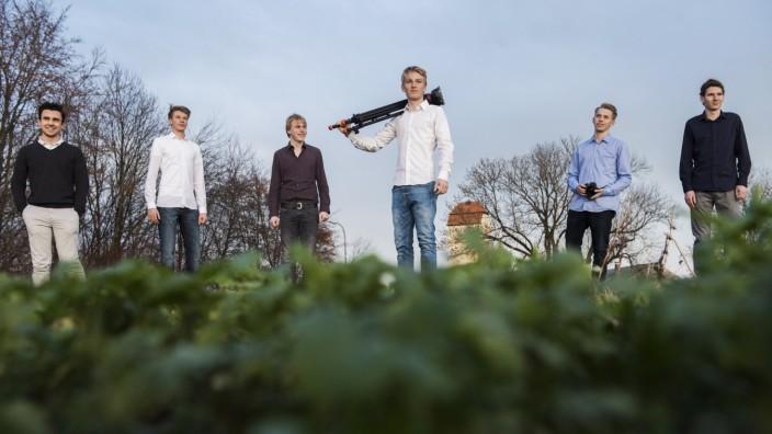 Taufkirchen, Alexander Spöri seine Filmcrew nominiert für Tassilo-Preis