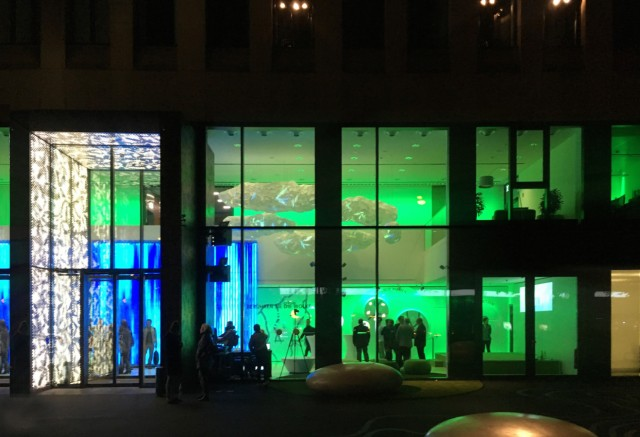 Architektouren 2018 / Umgestaltung des LEW Kundenzentrums Augsburg