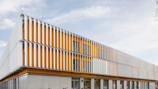 Architektouren 2018 // Neubau Robert-Koch-Gymnasium, Deggendorf