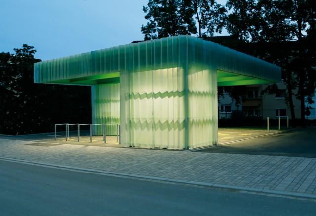 Architektouren 2018 // Infrastruktureinrichtung Würzburg