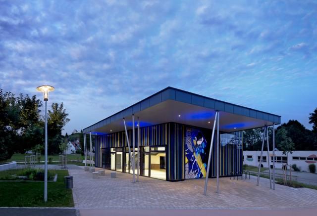 Architektouren 2018 // Interkommunales Jugendzentrum Bachtal mit Umfeld Syrgenstein