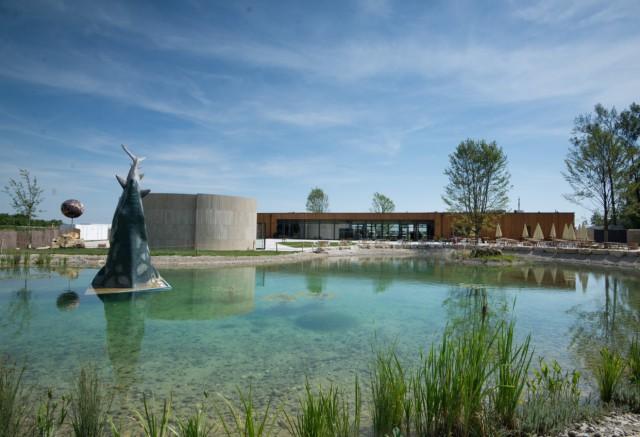Architektouren 2018 // Dinosaurier Museum Altmühltal, Denkendorf