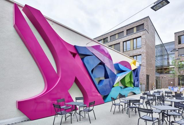 Architektouren 2018 // E28 Bildungszentrum der Münchner Volkshochschule, München-Haidhausen