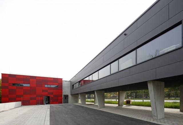 Architektouren 2018 // Freiwillige Feuerwehr, Regensburg