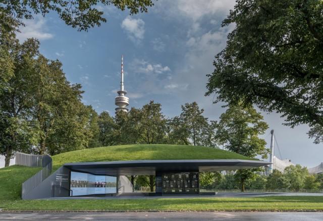 Architektouren 2018 // Neubau Erinnerungsort Olympia Attentat München '72
