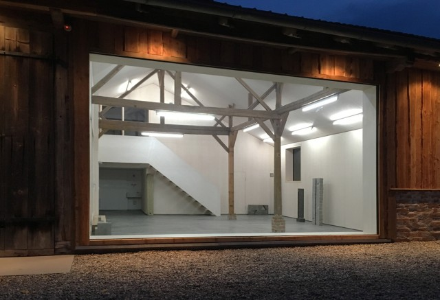 Architektouren 2018 // Vom Stadel zum Atelier, Neufraunhofen