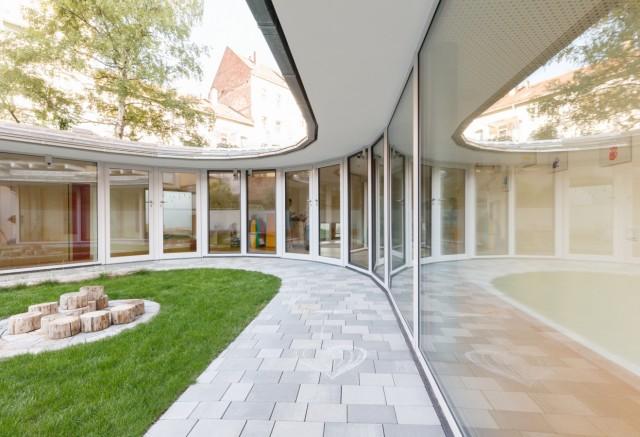 Architektouren 2018 // Kinderkrippe Gugelstraße, Nürnberg-Steinbühl