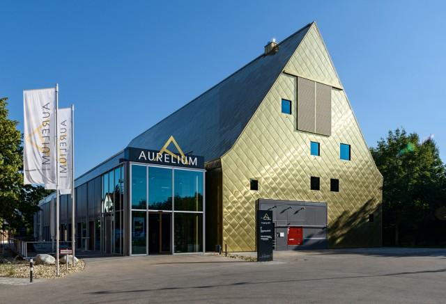 Architektouren 2018 // Kulturhaus Aurelium, Lappersdorf