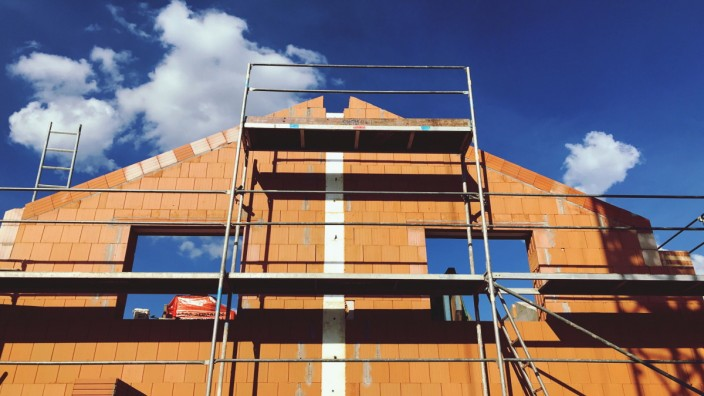 Hausbau: Die Bauzinsen könnten ab 2019 wieder steigen