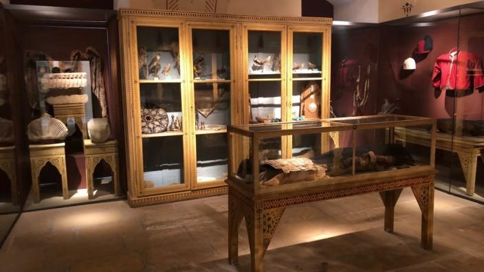 In Kloster Banz zeigt die Hanns-Seidel-Stiftung eine Ausstellung