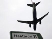 Parlament stimmt für Ausbau des Flughafens Heathrow