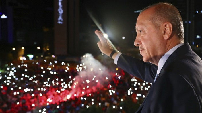 Nach den Wahlen in der Türkei