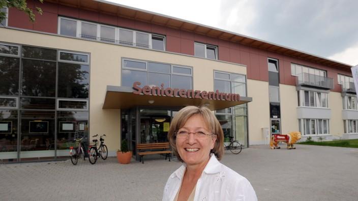 Höhenkirchen-Siegertsbrunn: Irmgard Kaleve hat mit Personalmangel zu kämpfen.