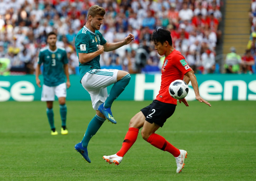 World Cup - Group F - South Korea vs Germany