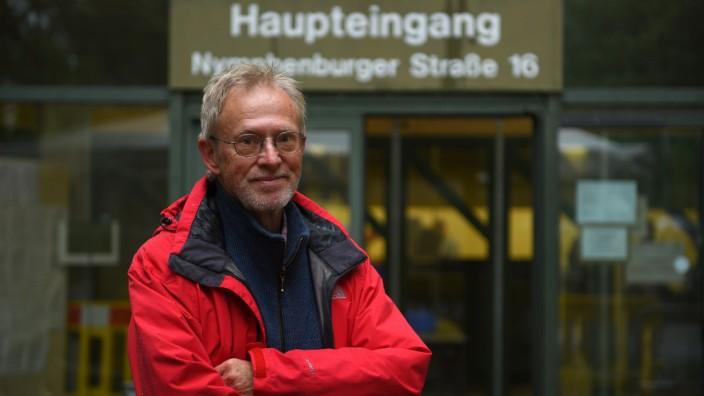 NSU-Prozess: 100 Prozesstage lang hat Andreas Bohl verfolgt, was sich im Gerichtssaal A101 abspielte.