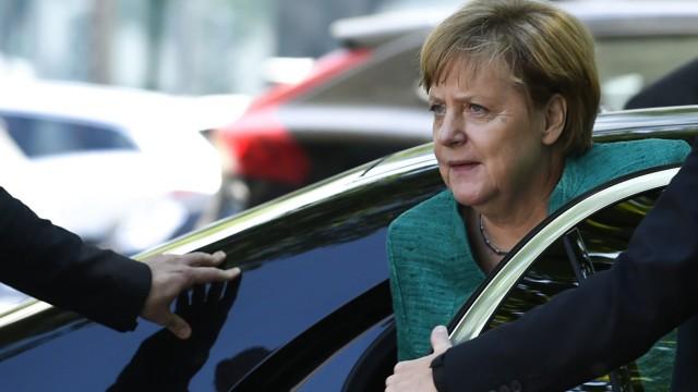Merkel Flüchtlinge Rückführungen