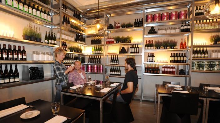 Restaurant 'Roecklplatz' in München, 2009