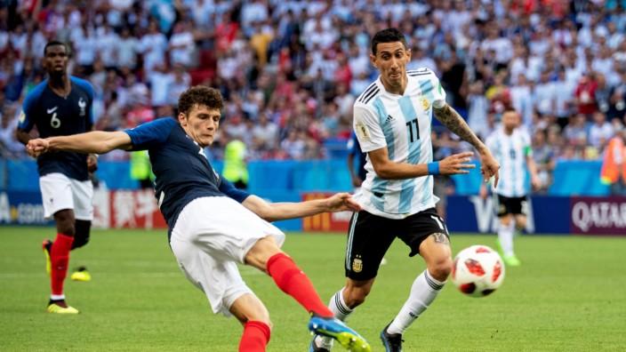 WM 2018 - Frankreich - Argentinien