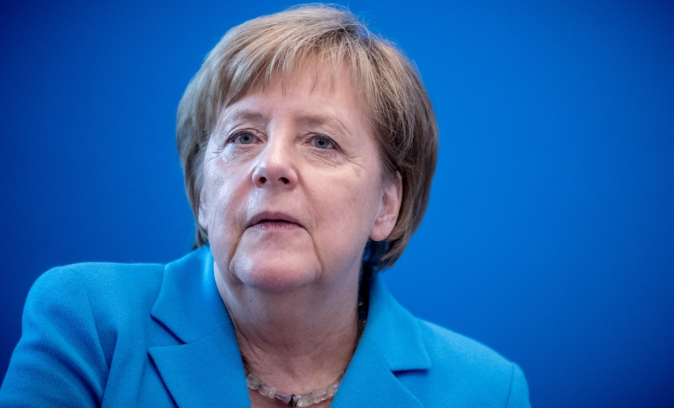 Asylstreit - Sondersitzung CDU-Präsidium