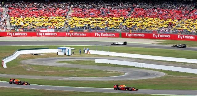 Formel 1 - GP Hockenheim