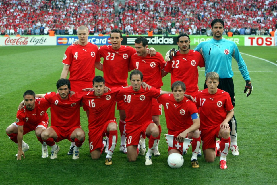 WM 2006 - Schweiz - Südkorea