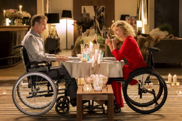 Kinostart - 'Liebe bringt alles ins Rollen'