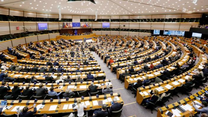 Europaparlament Kommission