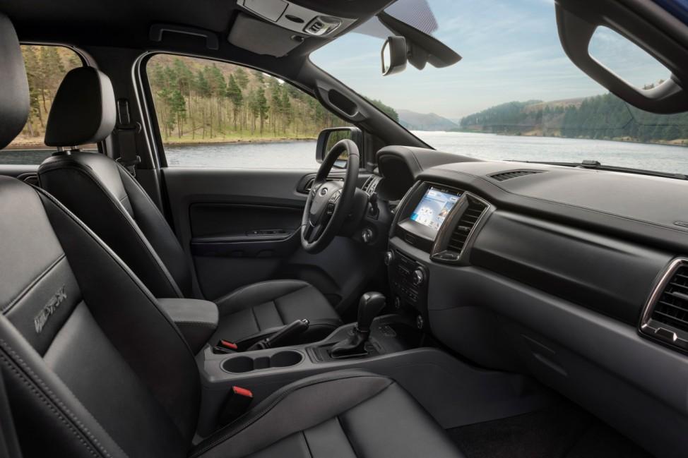 Ford Ranger Innenraum Interieur Cockpit