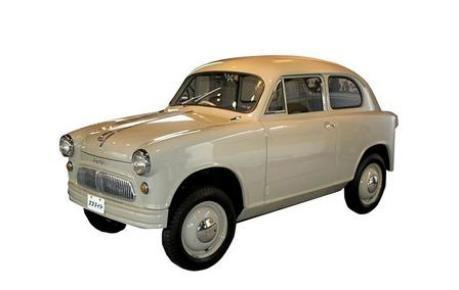 Suzuki Suzulight - 1957