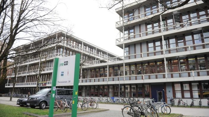 Mathematisches Institut der LMU München, 2017