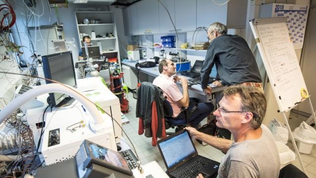 Hohenpeißenberg: Plaß-Dülmer ist somit Chef von etwa 50 Wissenschaftlern.
