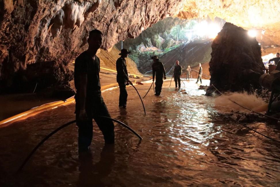 Thailand Höhle