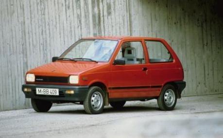 Suzuki Alto - 1988