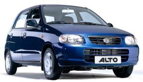 Suzuki Alto IV