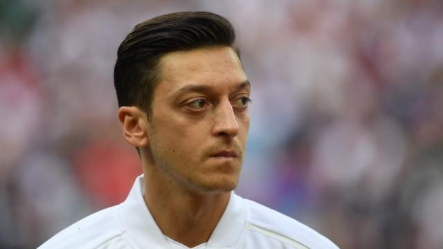 WM 2018 - Özil