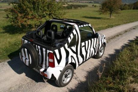 Suzuki Jimny 1.3 Cabrio Daktari