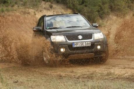 Suzuki Grand Vitara - 2008