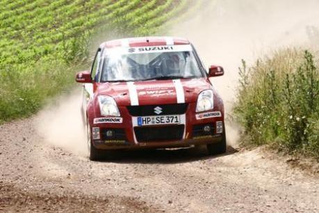 Suzuki Rallye Cup