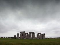 Stonehenge im Fichtelgebirge: Noch ein Wunder. Oder auch zwei