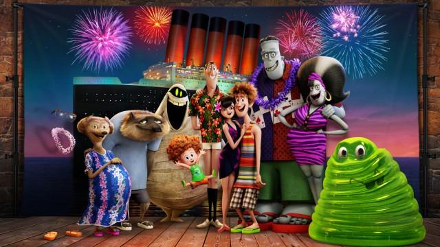 Kinostart - 'Hotel Transsilvanien 3 - Ein Monster Urlaub'