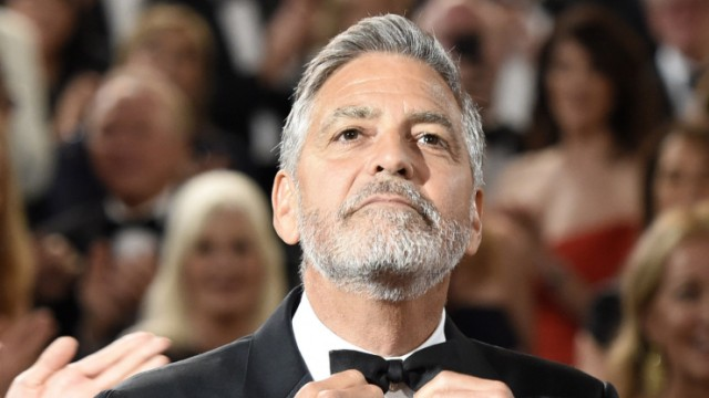 Verleihung des AFI-Preises an George Clooney