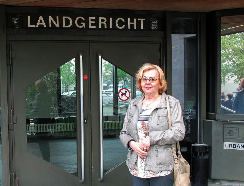 Ingrid Steineck