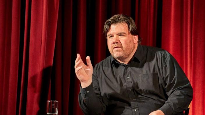 Klaus Wittmann Karl Orff Lesung