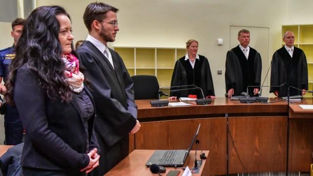 Urteil im NSU-Prozess: Beate Zschäpe muss lebenslang in Haft