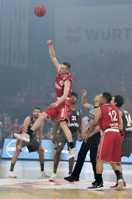 Deutschland Bamberg Brose Arena 29 05 2018 Basketball 1 Bundesliga BBL Playoffs Brose Bamb; Basketball