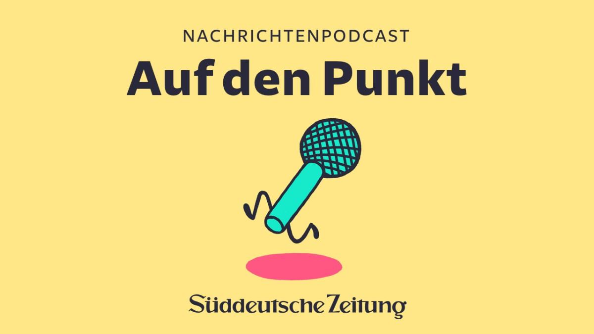 """SZ-Podcast """"Auf den Punkt"""" - Nachrichten vom 16.10.2019"""