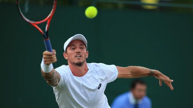 TENNIS ATP Tennis Herren Wimbledon 2018 LONDON ENGLAND 07 JUL 18 TENNIS ATP World Tour Wimble; Tennis