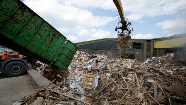RM-Recycling, Garching Hochbrück, Ingolstädter Landstr. 89a